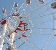 仙台ハイランド遊園地,宮城,人気,テーマパーク