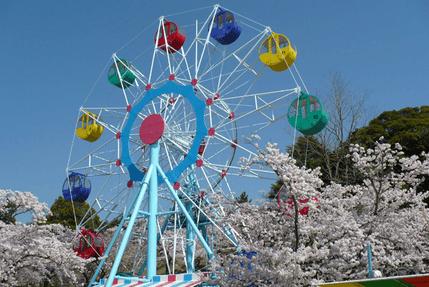日立かみね公園,子ども,茨城,テーマパーク