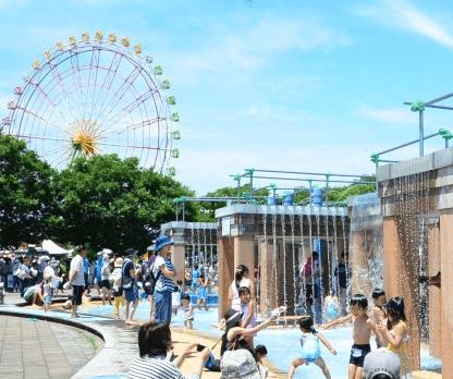 国営ひたち海浜公園,子ども,茨城,テーマパーク
