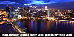 シンガポールの夜景,ユニバーサルスタジオ,シンガポール,子ども