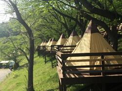 さがみ湖リゾートプレジャーフォレスト常設テント,さがみ湖リゾート,プレジャーフォレスト ,人気レジャースポット