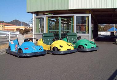 車の写真,広島,ゴーカート,子ども