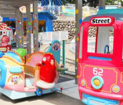 るなぱあくちいさなのりもの,前橋市中央児童遊園,群馬県,