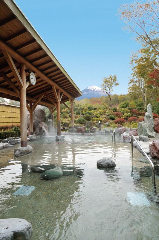 御胎内温泉健康センター,富士山樹空の森,