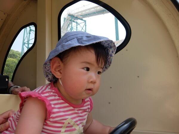 運転している子ども,ひらかたパーク,アトラクション,