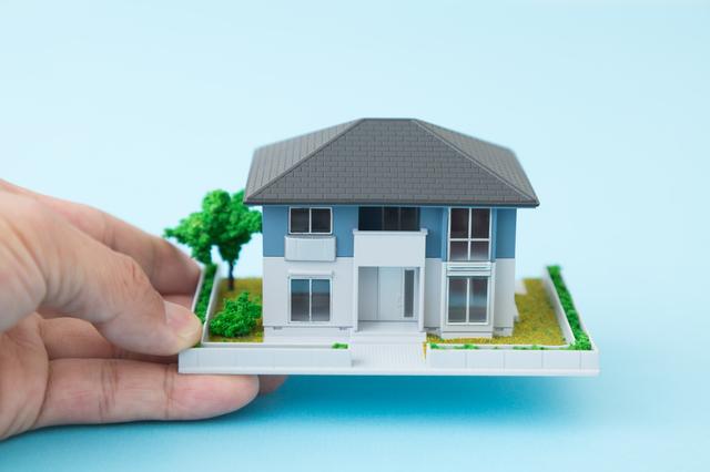 戸建ての資産性,戸建て,マンション,マイホーム