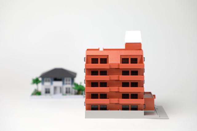 マンションの資産性,戸建て,マンション,マイホーム