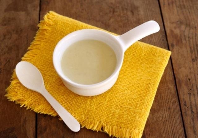さつまいものミルクピュレ ,粉ミルク,離乳食,