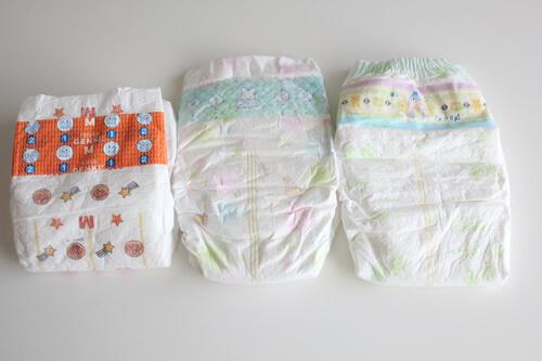 紙おむつ色々,新生児,おむつ,種類