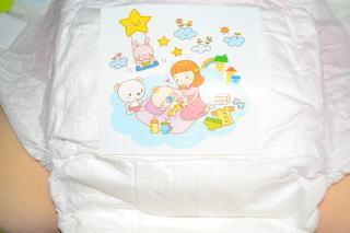 紙おむつ,新生児,おむつ,種類