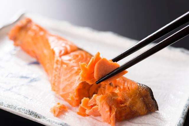 焼き鮭,離乳食,アジ,