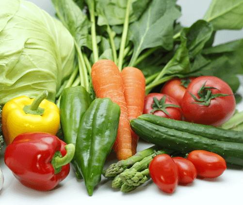 緑黄色野菜,離乳食,中期,ほうれん草