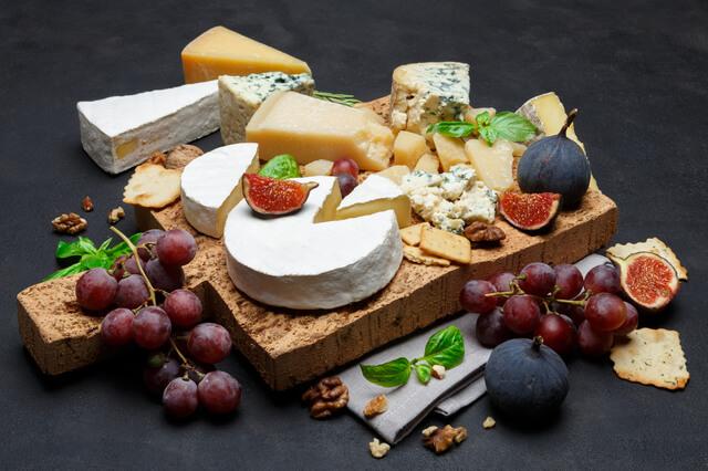 色々な種類のチーズ,離乳食,チーズ,