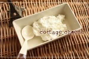 【離乳食用食材】手作りカッテージチーズ,離乳食,チーズ,