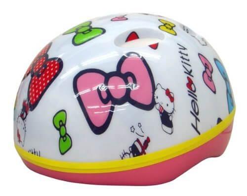 SGヘルメット ハローキティ (リボン),子ども,自転車用ヘルメット,人気