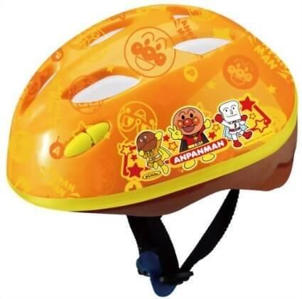 カブロヘルメット それいけ! アンパンマン,子ども,自転車用ヘルメット,人気