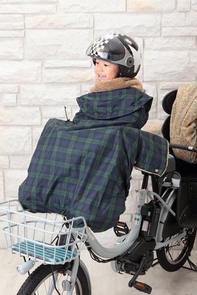Planet Ride防寒マフ,自転車,子ども,防寒