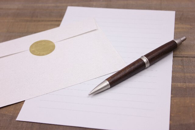 便箋と封筒・イメージ画像,出産祝い,封筒,
