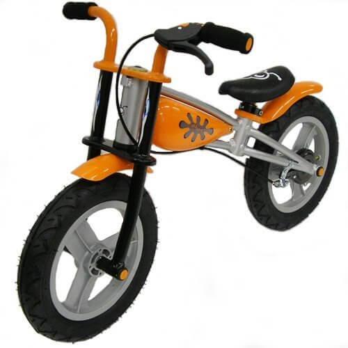 JD BUG TRAINING BIKE(トレーニングバイク) オレンジ/ ブレーキ付 TC-04,ペダルなし,自転車,