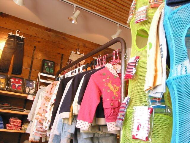 子供服 店 売り場,子供服,サイズ,
