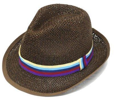 キッズ ペーパー 中折れ ハット 麦わら帽子 子供 帽子,子ども,帽子,
