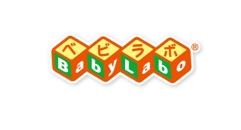 ベビラボのロゴマーク,