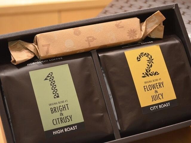 クリップ付コーヒーギフト 200g×2種,内祝い,コーヒー,