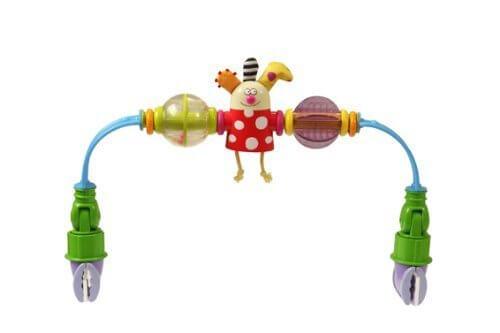 TAF TOYS タフトイズ クーキーストロールンロール 53311,チャイルドシート,おもちゃ,