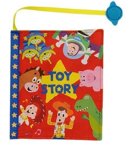 ディズニー Dear Little Hands パリパリミニ絵本 トイストーリー,チャイルドシート,おもちゃ,