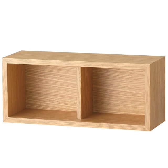 壁につけられる家具,おもちゃ,収納,無印