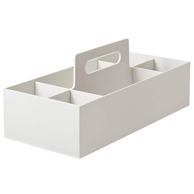 ポリプロピレン収納キャリーボックス・ワイド,おもちゃ,収納,無印