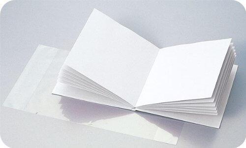 白無地絵本(正方形20ページ) 自由工作,絵本,手作り,
