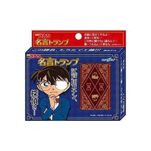 名探偵コナン 名言トランプ カードゲーム パーティーゲーム,男の子,人気,キャラクター