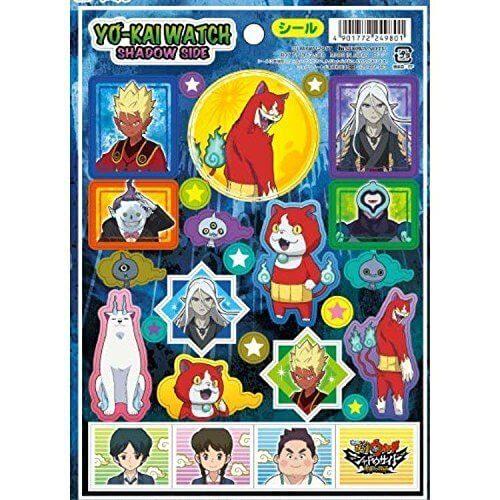 【妖怪ウォッチ】ホログラムシール シャドウサイド鬼王の復活,男の子,人気,キャラクター