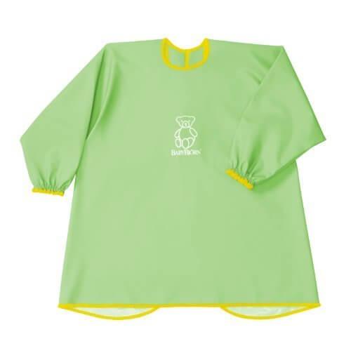 ベビービョルン 【日本正規品保証付】 エプロンビブ スプリンググリーン 044388,離乳食,エプロン,