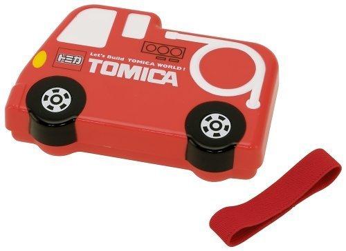 スケーター ダイカット ランチボックス 310ml 弁当箱 トミカ TOMICA 消防車 LBD2,お弁当,小学生,