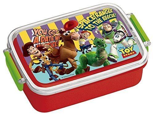 スケーター ランチボックス 450ml 弁当箱 トイストーリー 15 ディズニー RB3A,お弁当,小学生,