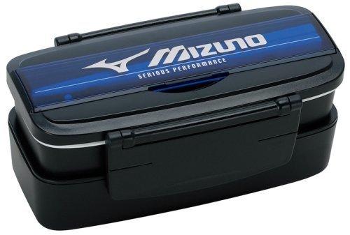スケーター メンズ タイト ランチボックス 2段式 900ml MIZUNO ミズノ POW5T,お弁当,小学生,