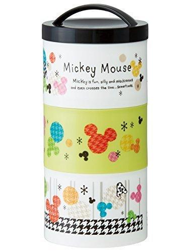 スケーター ボトル型 ランチボックス ジョイフル ミッキーマウス ディズニー LRT3,お弁当,小学生,