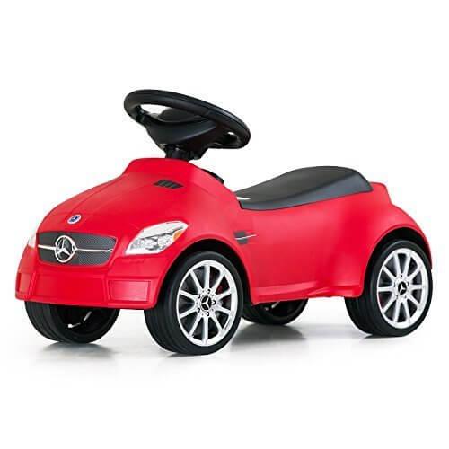 ●マットな素材で高品質 足けり 乗用玩具 メルセデス・ベンツ ライドオン あしこぎ のりもの おもちゃ RASTER クリスマスプレゼント ホワイト,乗用玩具,おすすめ,