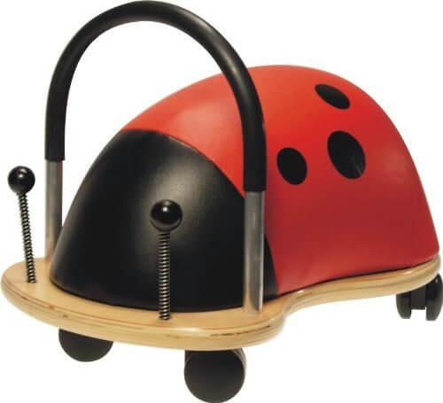 Wheely Bug ウィリーバグ S てんとう虫 (WEB001) byパパジーノ,乗用玩具,おすすめ,