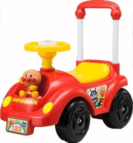 アンパンマン NEW メロディアンパンマンカー,乗用玩具,おすすめ,