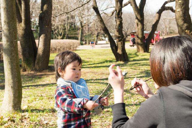 公園で遊ぶ子ども,子供服,90,