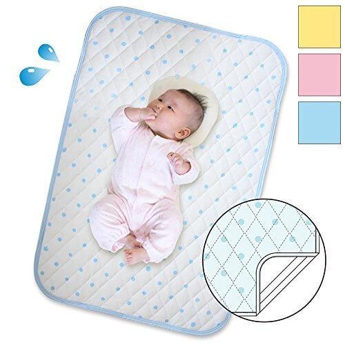 プリント柄 防水汗取りキルトパット,赤ちゃん,防水シーツ,選び方