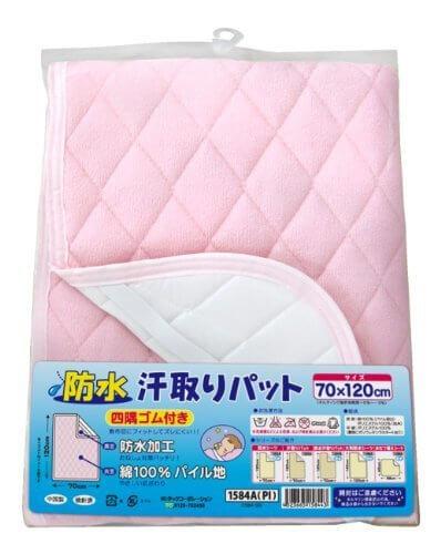防水汗取りキルトパット,赤ちゃん,防水シーツ,選び方