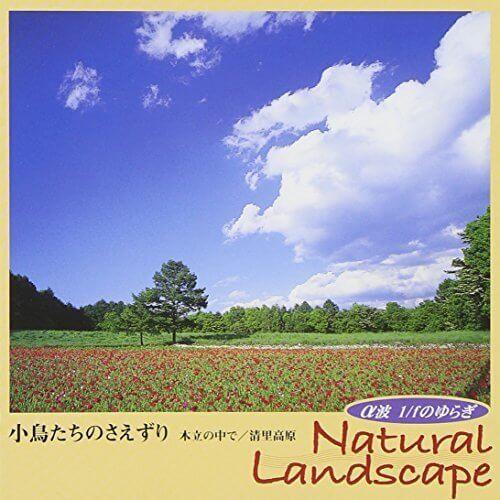 α波 1/fのゆらぎ Natural Landscape ~小鳥たちのさえずり~木立の中で/清里高原,妊娠中,胎教,