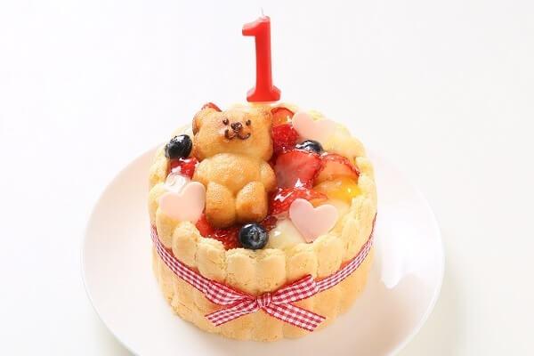 ファーストバースデーケーキ,1歳,誕生日,ケーキ通販