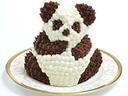マイルストーン リトルパンダケーキ(誕生日ケーキ/バースデーケーキ/キャラクター/プレゼント/サプライズ/かわいい/記念日),1歳,誕生日,ケーキ通販