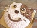 【誕生日ケーキバースデーケーキならこれ!】5号サイズ(4名〜6名)ねこちゃんのキャラクターで思い出の記念日に02P05Dec15,1歳,誕生日,ケーキ通販
