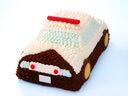 パトカー3Dケーキ(3d-04) 【送料無料】 【お誕生日】 【プレゼント】 【子供の日】 【クリスマス】,1歳,誕生日,ケーキ通販